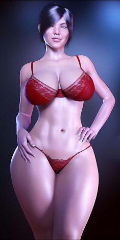 3D Porn Comics – Anny my dear older sister