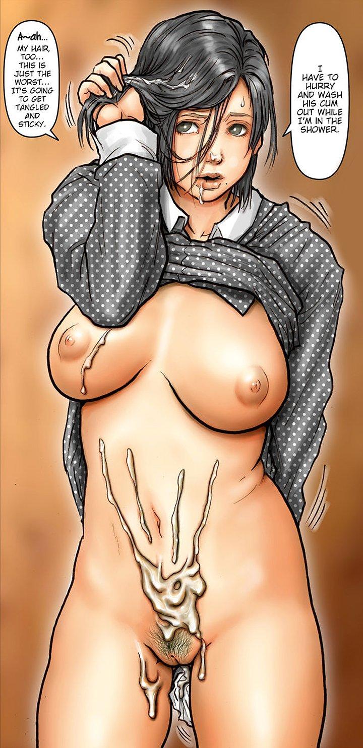 Kuroneko Smith – Oba-san no Karada ga Kimochiyo Sugiru kara