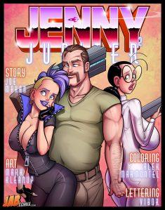 Mark Kleanup – Jenny Jupiter 2