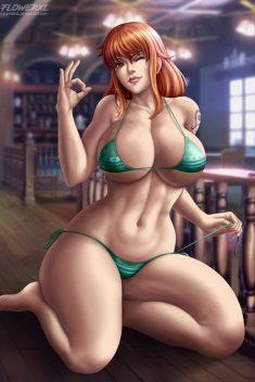 Nami X Sanji – One Piece