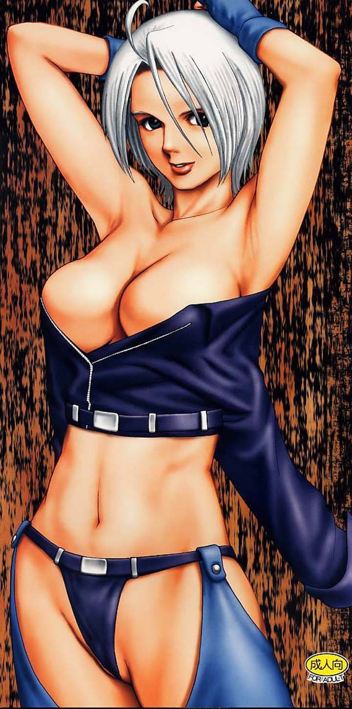 Saigado – The Yuri & Friends 2001 – King of Fighters