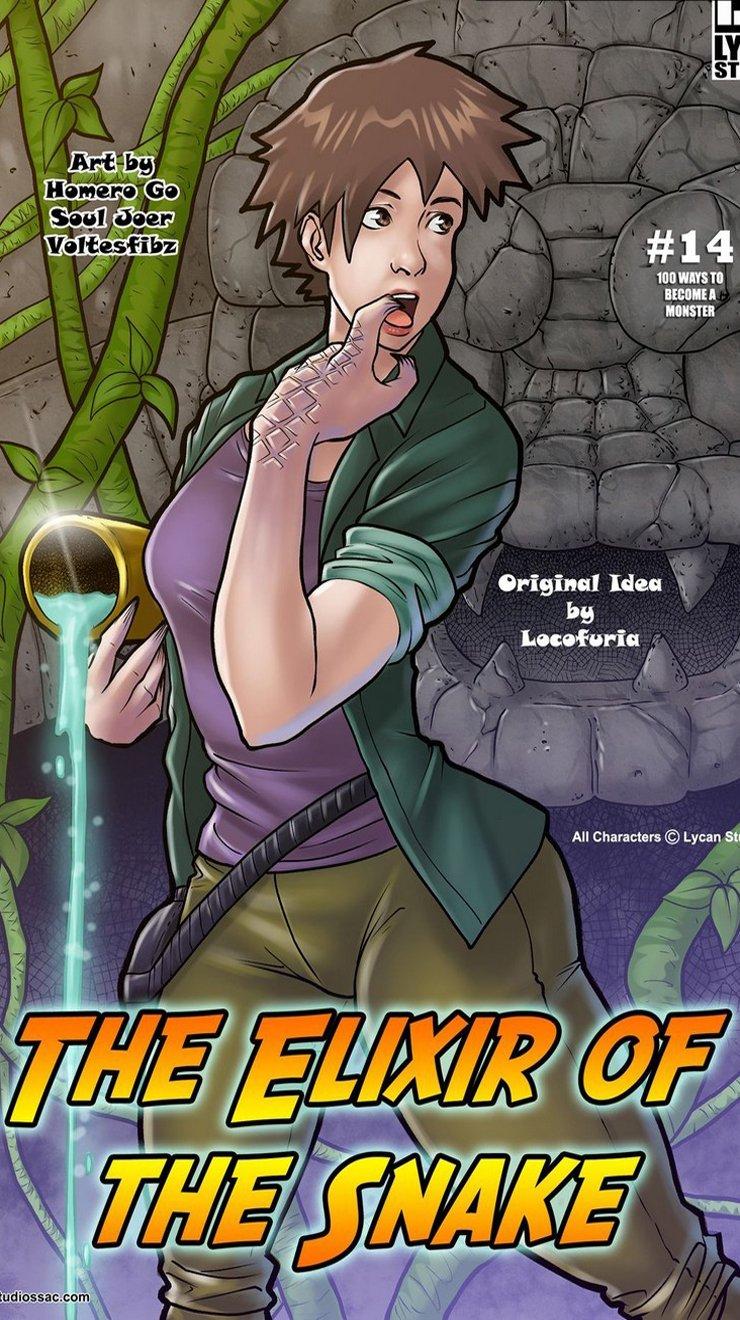 Soul Joer – The Elixir Of The Snake