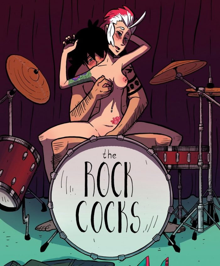 Leslie Brown – The Rock Cocks