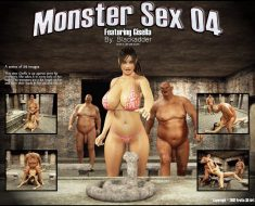Blackadder – Monster Sex 04
