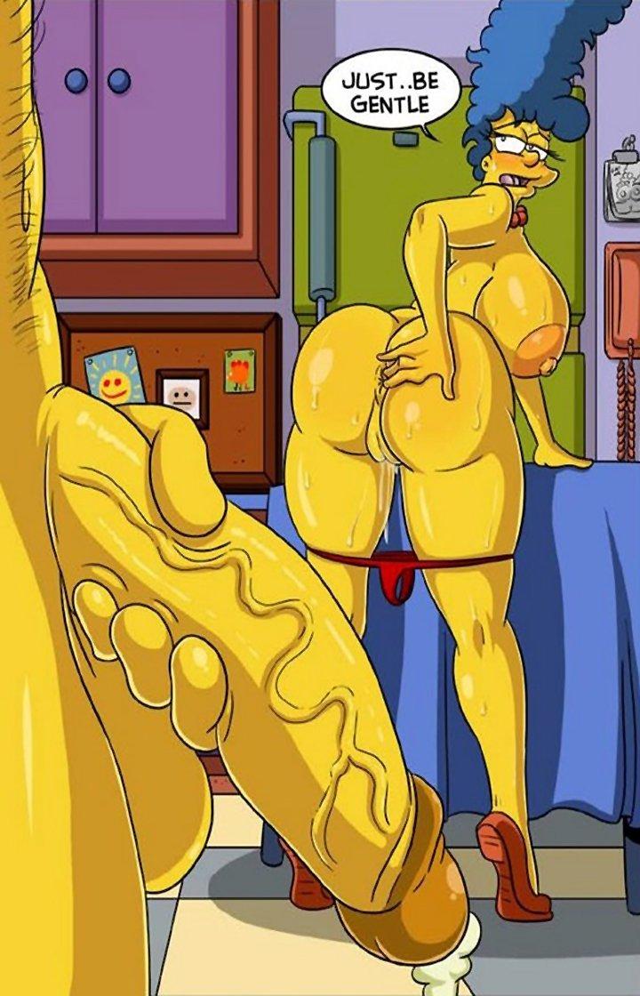 Marge's Erotic Fantasies