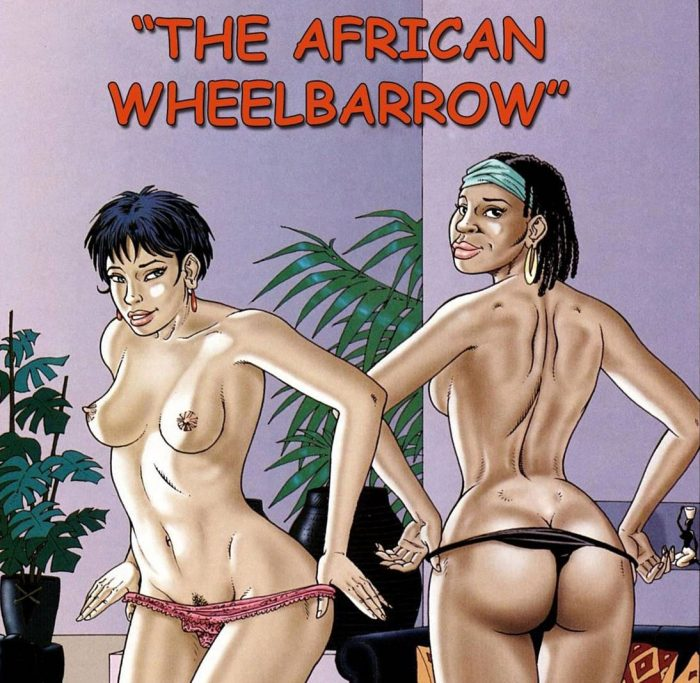 Clech – The African Wheelbarrow