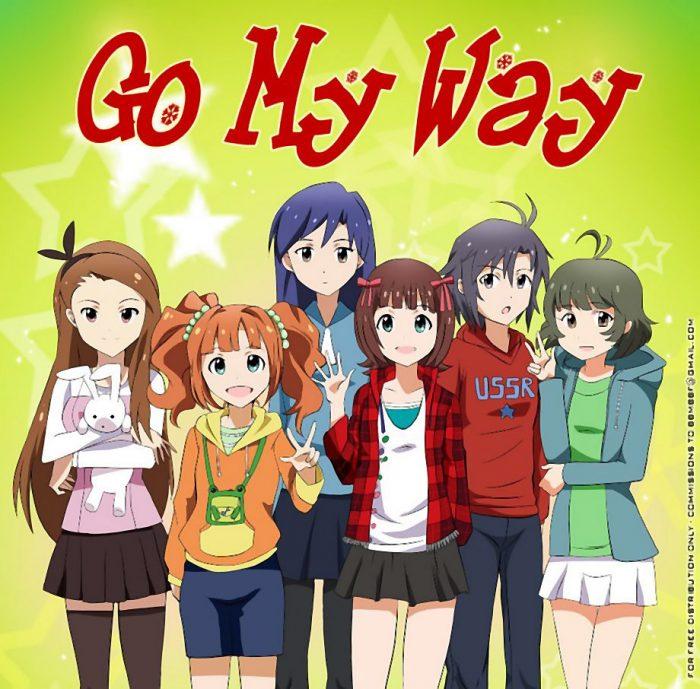 Palcomix – Go My Way