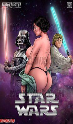 Blockbuster Comics – Star Wars – WC | TF