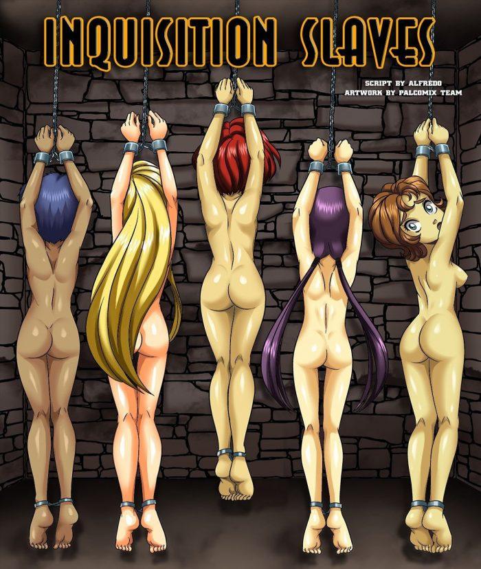 PALCOMIX – INQUISITION SLAVES