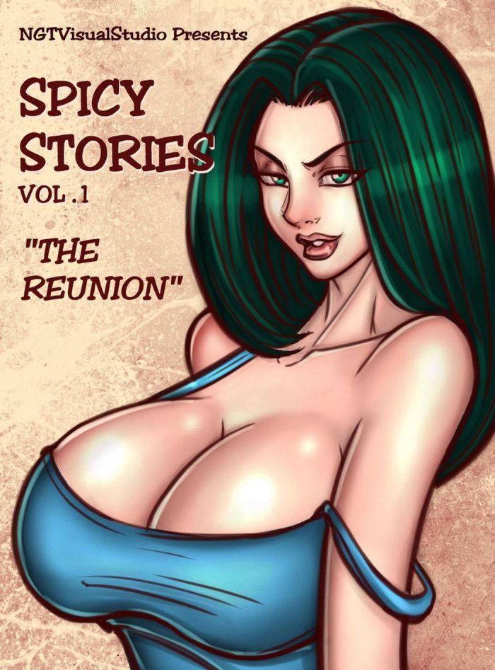 NGTVisualStudio – Spicy Stories Vol.1 – The Reunion