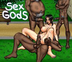 Guapoman – Sex Gods – Porn Game