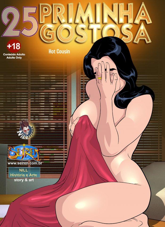 Seiren – Priminha Gostosa – Hot Cousin – Issue 25